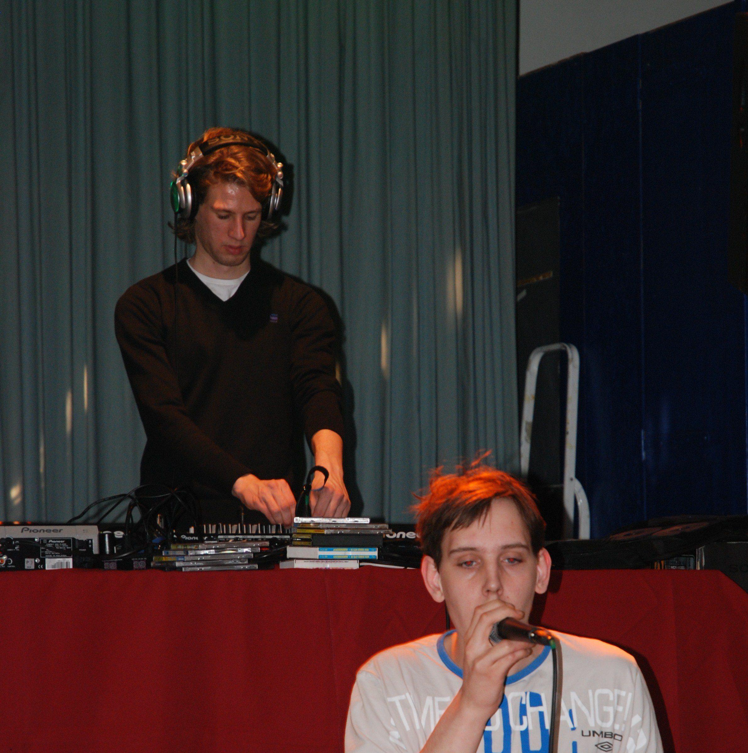 Disco Mix-it