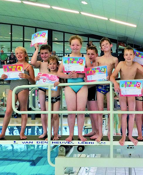 Zwemles De Waterrakkertjes
