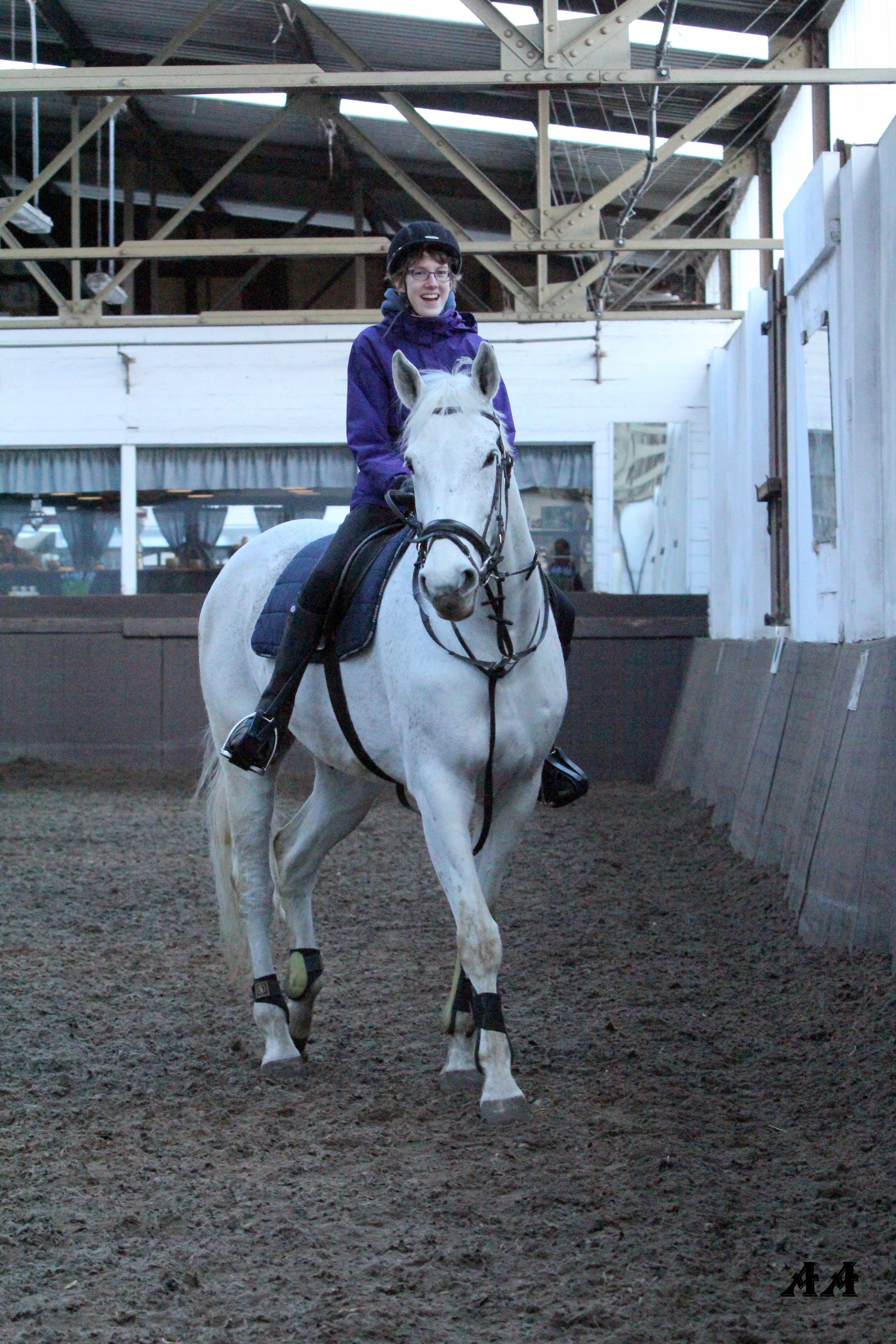 Paardrijden bij SPGK